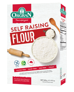 Orgran Self Raising Flour (500g)