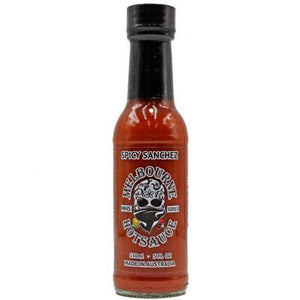 Melbourne Hot Sauce - Spicy Sanchez (150ml)