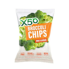 X50 Broccoli Chips BBQ (60g)