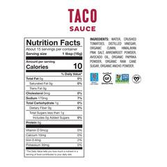 Fody Foods Low FODMAP Taco Sauce (240g)