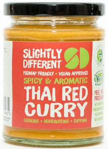Slightly Different Foods Spicy & Aromatic Thai Red Curry (260g)