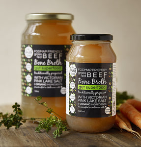 The Broth Sisters Beef Bone Broth (500ml) - REFRIGERATED PRODUCT
