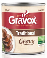 Gravox Traditional Gravy (No Garlic, No Onion) 120g