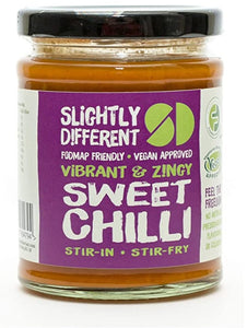Slightly Different Foods Vibrant & Zingy Sweet Chilli (260g) - Australia & NZ Only