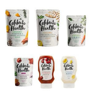 The Celebrate Health Low FODMAP Value Pack (2kg)