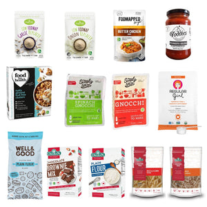 FodShop's Low FODMAP Elimination Diet Starter Bundle - INCLUDES x1 INITIAL DIETITIAN CONSULTATION (WA)