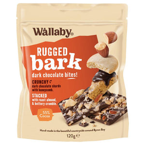Wallaby Rugged Bark - Honeycomb (120g)