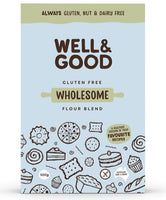 Well & Good Wholesome Flour Blend (400g)