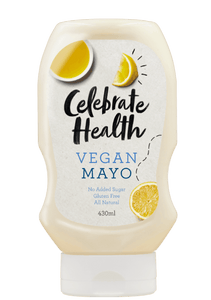 Celebrate Health Vegan Mayonnaise (430ml)