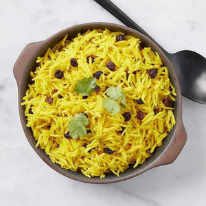 Dineamic Turmeric & Currant Rice (300g) - FRESH PRODUCT