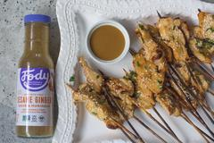 Fody Foods Low FODMAP Sesame Ginger Sauce & Marinade (240g)