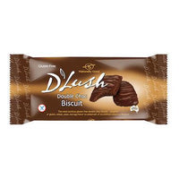 Naturally Good D'Lush Biscuits Double Choc (150g)