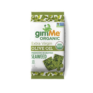 Gimme Roasted Seaweed Snacks Olive Oil (10g)