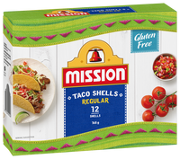 Mission Tacos Regaular (6 x 168g)