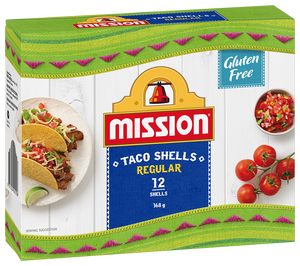 Mission Tacos Regular (168g)