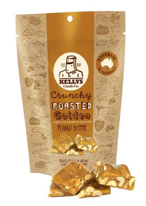Kellys Candy Co Pouch Peanut Brittle (200g)