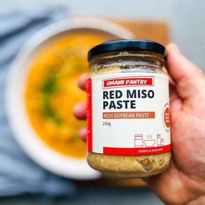 Umami Pantry Red Miso Paste (250g)