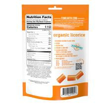 Yum Earth Organic Gluten Free Peach Licorice (142g)