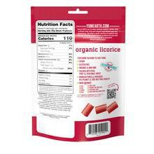 Yum Earth Organic Gluten Free Pomegranate Licorice (142g)