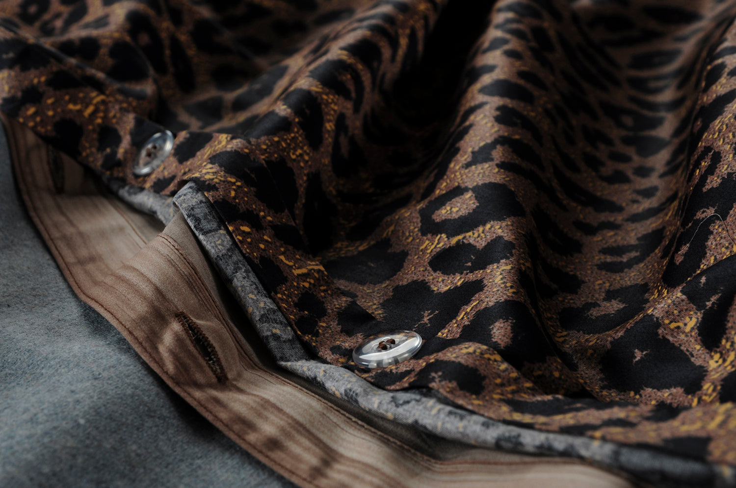 Leopard Bed Suit