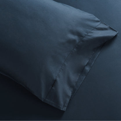 Pillow Cases - Navy Blue
