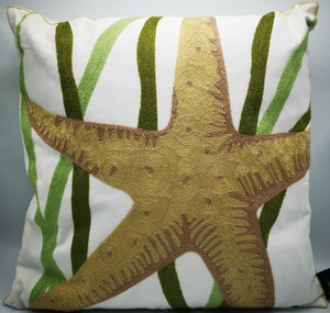 Sea Star Cushion