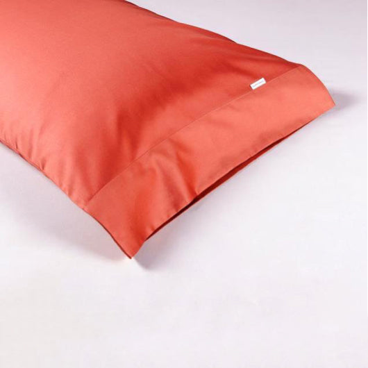 Pillow Cases - Dark Coral