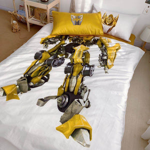 Transformers kids Bed Suit
