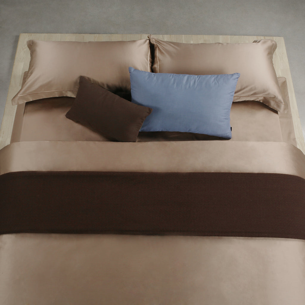 Besser Bed Suit - Dark Beige