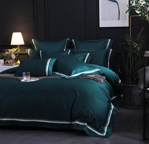 Simpel Bed Suit - Teal
