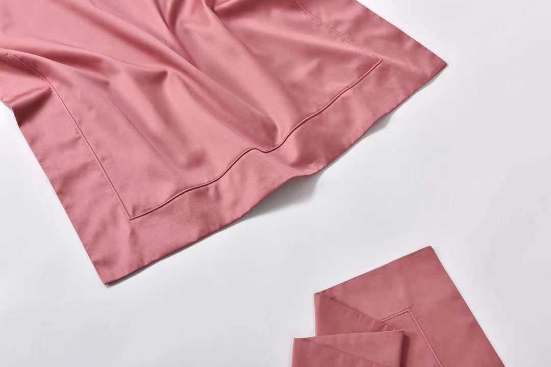 Besser Bed Suit - Salmon Pink