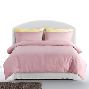 Rein Bed Suit - Light Rose