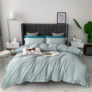 Anglo-Arabian Light Blue Bed suit