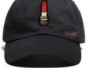 Lipstick Mafia Dad Hat