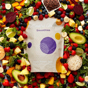 Blueberry Chia Smoothie (Pack of 5)