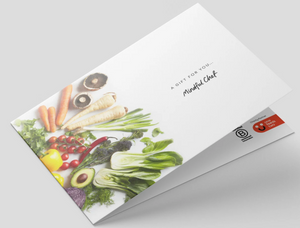 £30 recipe box gift card