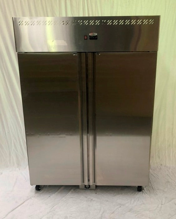 Frigrite BFA-14A 2 Door Upright Fridge (2)