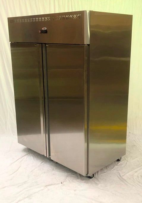 Frigrite BFA-14A 2 Door Upright Fridge (3)