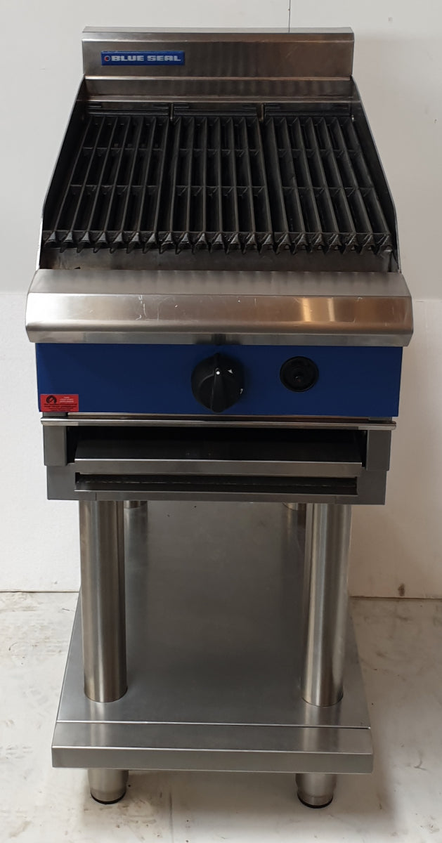 Blue Seal G593-LS 1 Burner Char Grill (2)