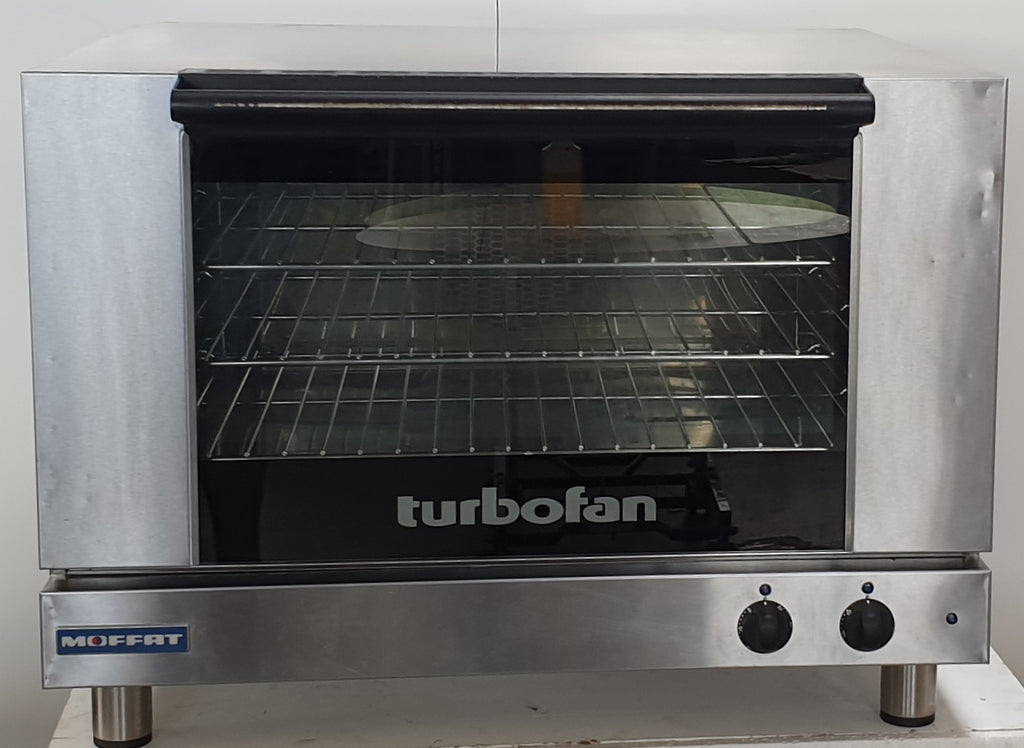 Turbofan E27M3 Convection Oven. (1)