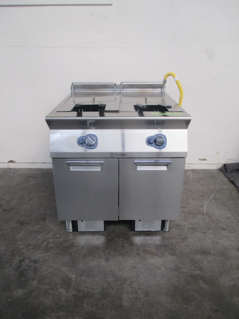 Electrolux 900XP Twin Pan Fryer (1)
