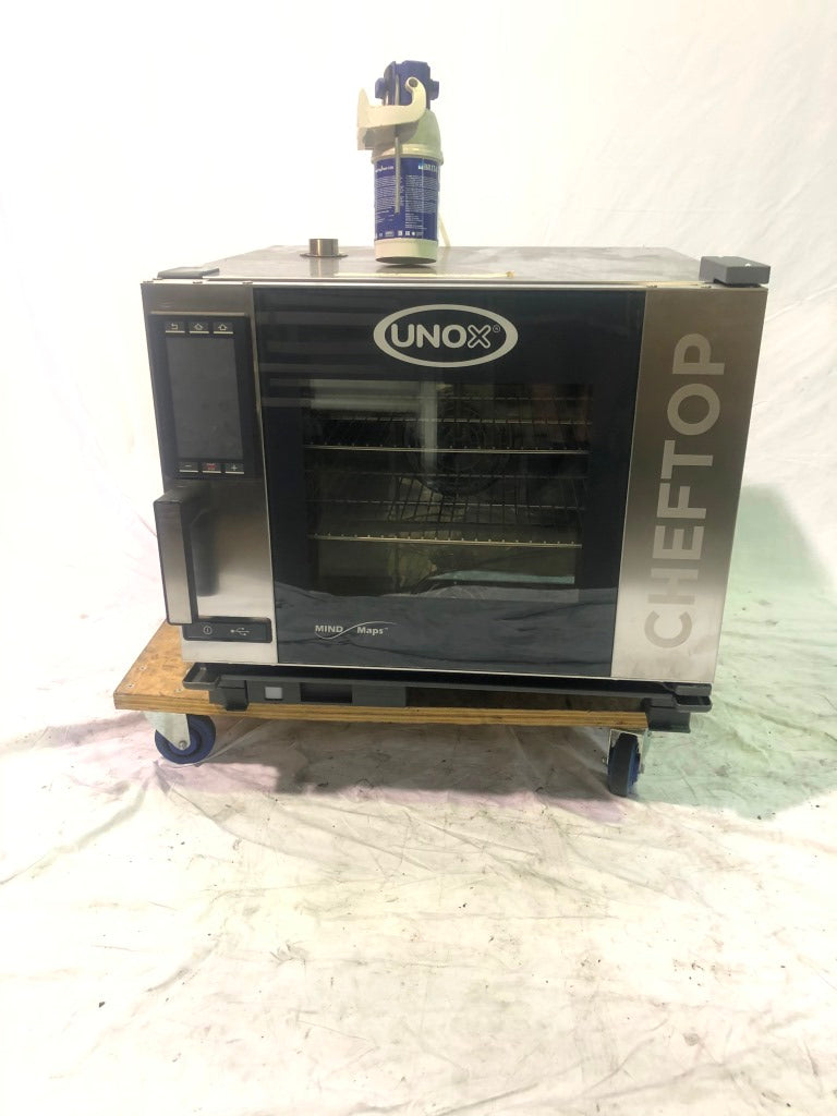 Unox XEVC-0511-EPL 5 Tray Combi Oven (1)