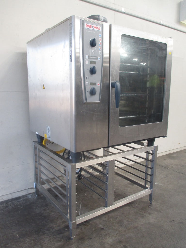 Rational CMP102G 10 Tray Combi Oven (2)