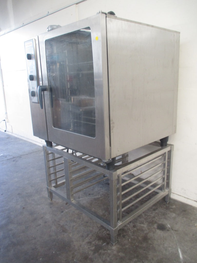 Rational CMP102G 10 Tray Combi Oven (3)