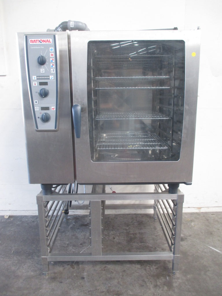 Rational CMP102G 10 Tray Combi Oven (1)