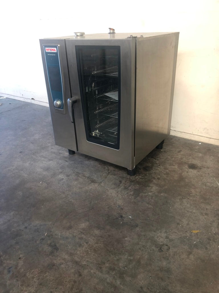 Rational SCC WE 101 10 Tray Combi Oven (NaN)