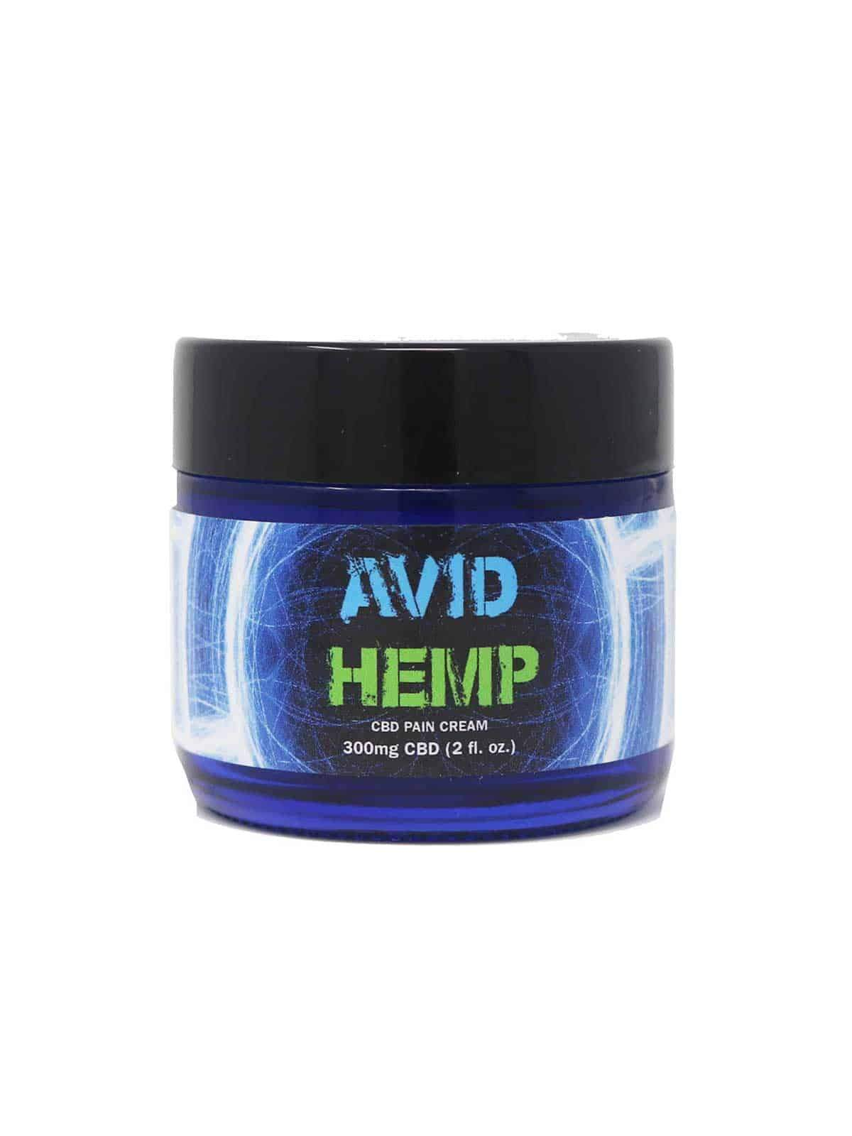 300MG CBD PAIN CREAM
