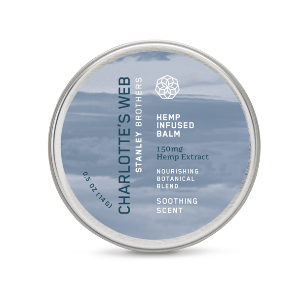 Hemp Infused Balm in Soothing Scent SMALL