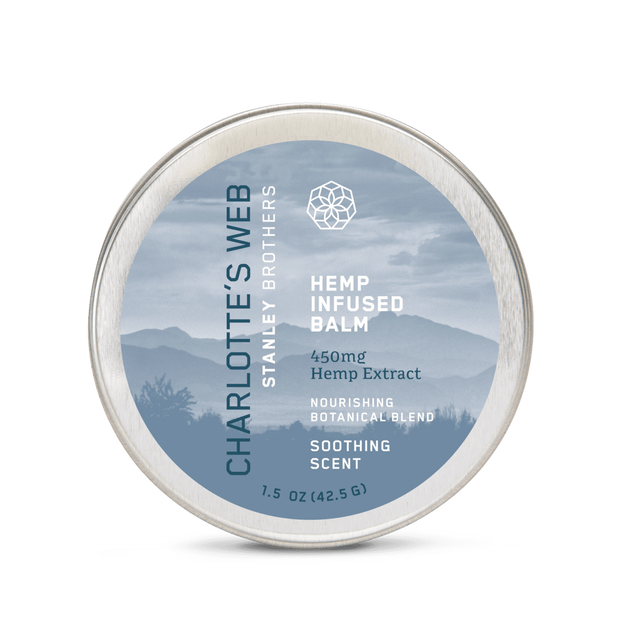 Hemp Infused Balm in Soothing Scent LARGE