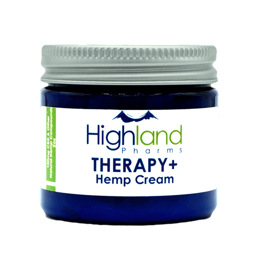 Rich, Creamy Lotion with Essential Oils & Hemp CBD